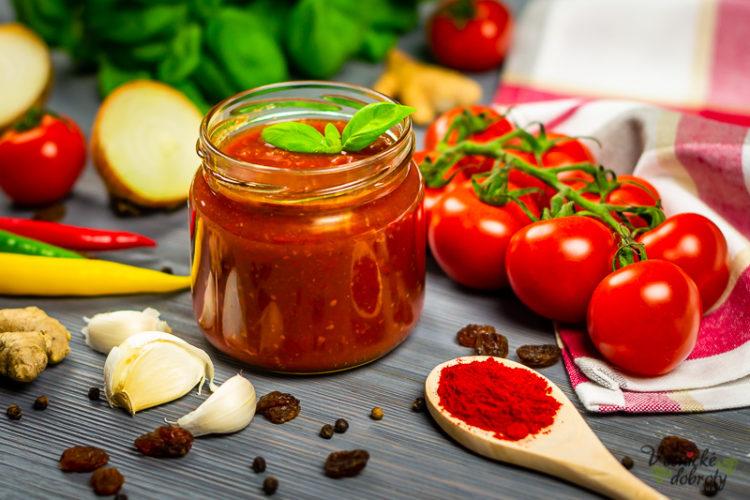 Rajčatová omáčka Vesnické dobroty