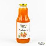 Meruňkový sirup 700 ml